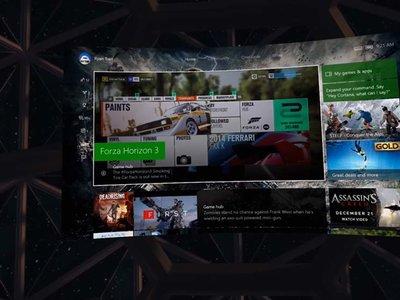 El streaming de juegos de Xbox One en un Oculus Rift ya se encuentra disponible