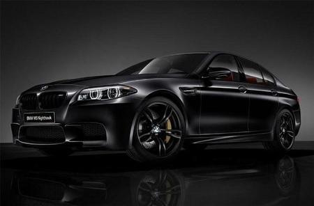 BMW M5 Nighthawk…¡banzai!