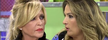 """Laura Fa atiza sin piedad a Lydia Lozano en 'Sálvame' y la acusa de ser """"machista"""" con Rocío Carrasco: """"¡Señora, quédese en casa cuando hablamos de cosas importantes!"""""""