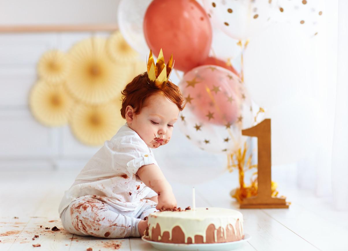 Siete Ideas De Fiesta Para Celebrar El Primer Cumpleaños De