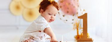 Siete ideas de fiesta para celebrar el primer cumpleaños de tu bebé