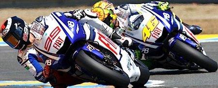 MotoGP Francia 2010: lo mejor y lo peor de la carrera en Le Mans