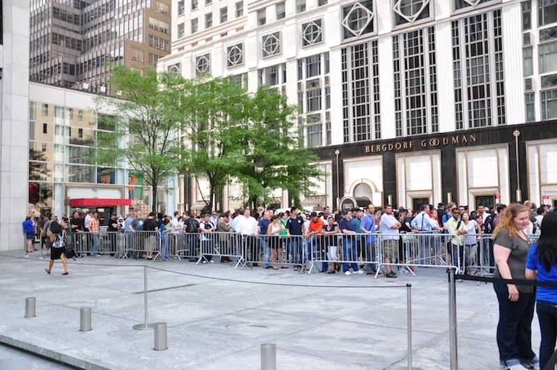 Foto de Lanzamiento iPhone 4 en Nueva York (31/45)