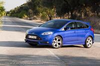 Ford Focus ST, prueba (conducción y dinámica)