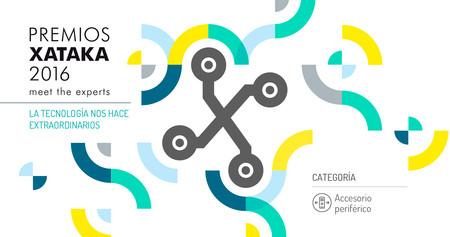 Mejor accesorio / periférico: vota en los Premios Xataka 2016
