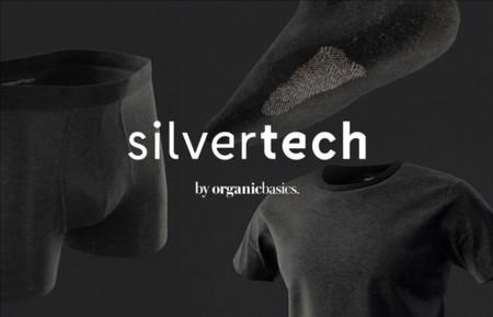 Silvertech crea ropa interior con plata que evita el mal olor y las bacterias