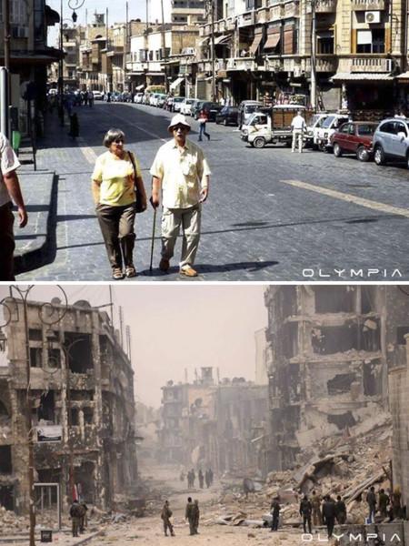 Aleppo Siria 8