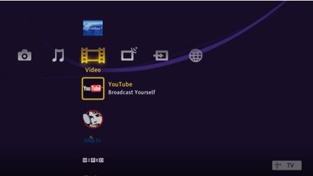 Bravia Internet Video