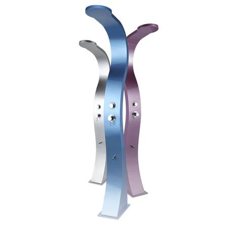 Ducha Aluminio Bellagio 32l Formidra