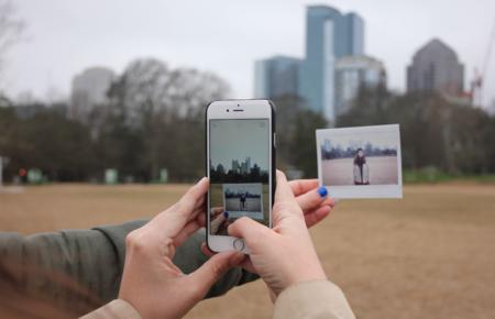Las fotografías tomadas con teléfonos móviles lideran Flickr este año 2016