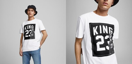 Camiseta Kobe Bryant Leron Ellis Y Michael Jordan 3