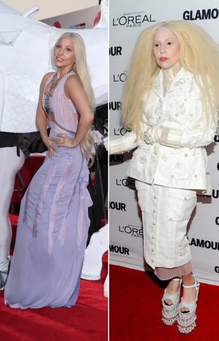 Lady Gaga peor vestidas 2013