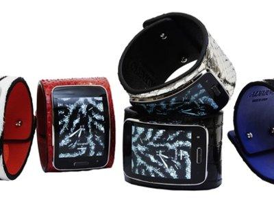 ¿Brazaletes de Alvarno o un smartwatch de Samsung? No renuncies a ninguno porque ahora se fusionan