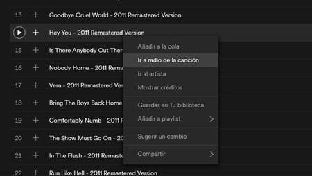 Ir A Radio De La Cancion