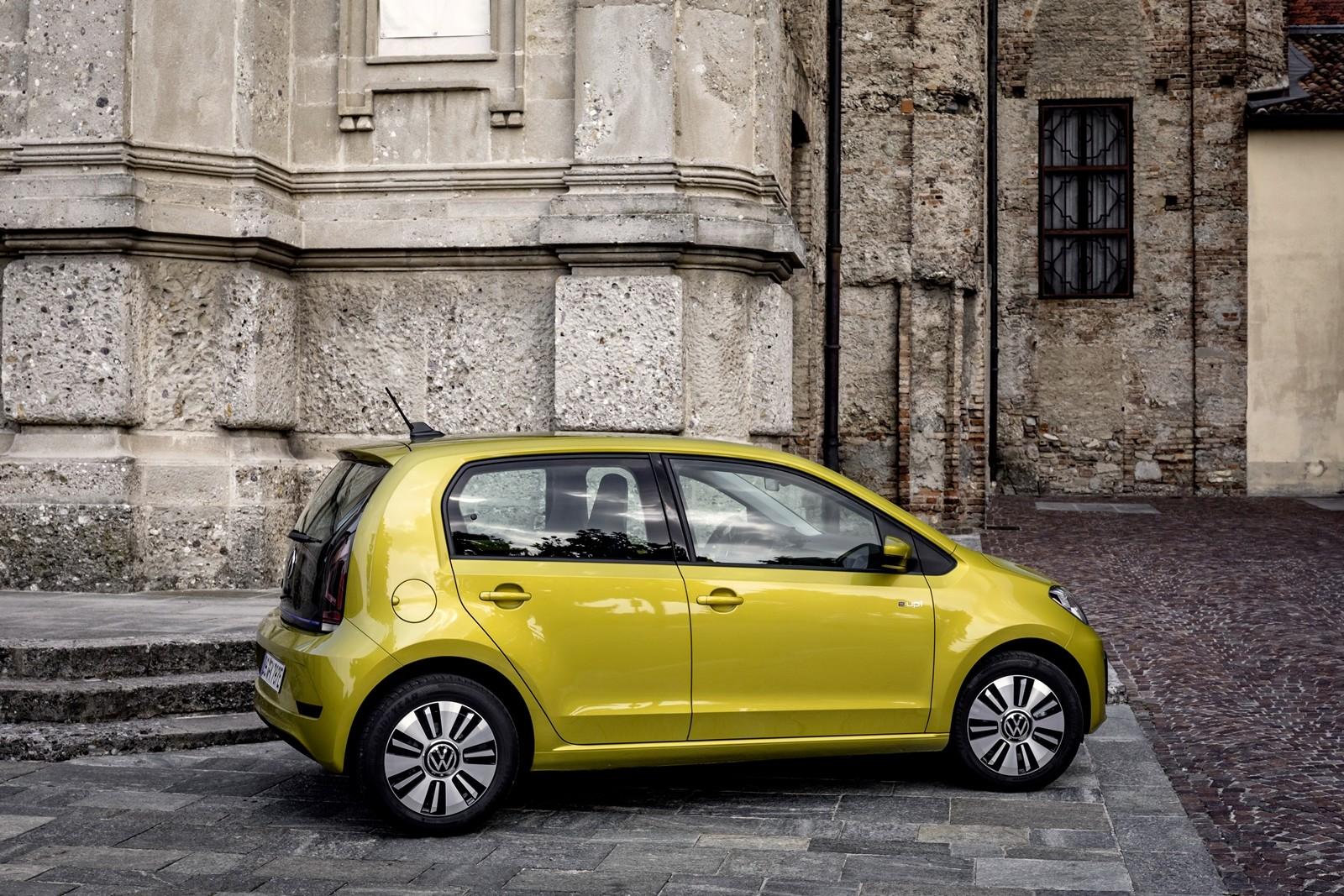 Foto de Volkswagen e-up! 2019 prueba contacto (16/33)