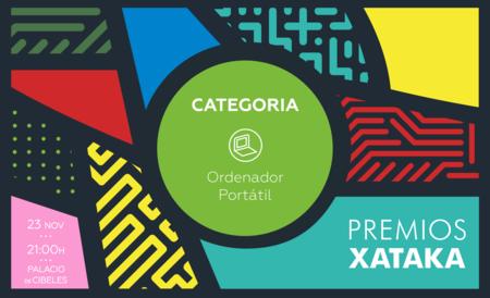 Mejor ordenador portátil: vota en los Premios Xataka 2017