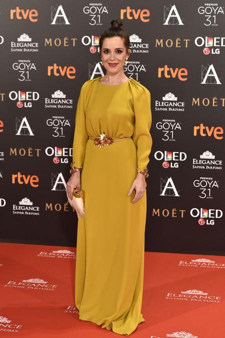 Nuria Gago goya 2017