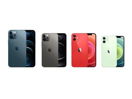 iPhone 12, 12 Mini, 12 Pro y 12 Pro Max, lanzamiento y precio oficial en México
