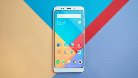 Xiaomi Redmi 5 Plus, en versión global, por sólo 118 euros y envío gratis con este cupón