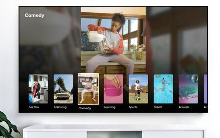 TikTok llega a tu televisión: podrá instalarse en las últimas Smart TVs de Samsung, y todas las nuevas la preinstalarán