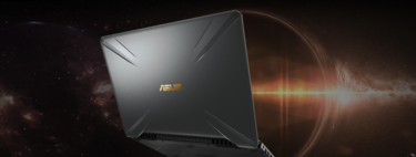 Ahorra 100 euros en el portátil gaming más vendido de Amazon: ASUS TUF Gaming FX505DT por 699 euros con envío gratis