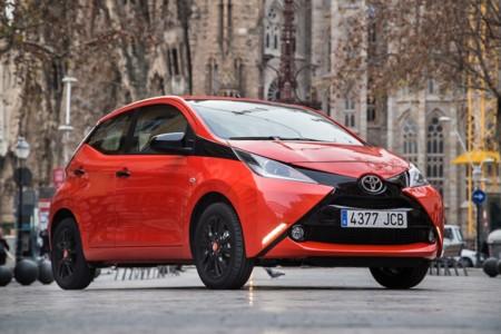 Toyota Aygo Bcn 4