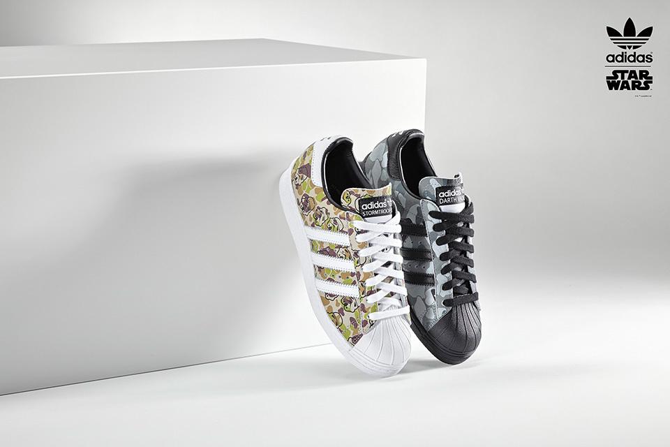 Foto de Star Wars x adidas Originals (1/10)