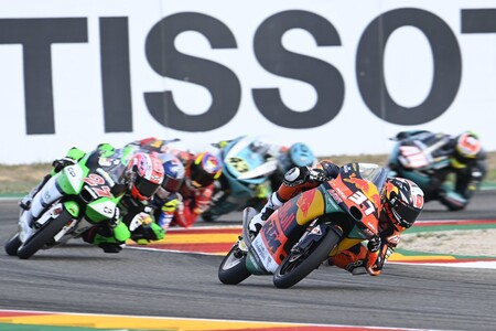 Acosta Aragon Moto3 2021