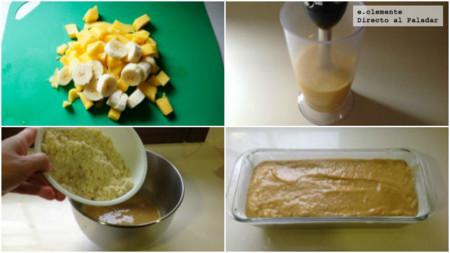 Cake Mango Coll
