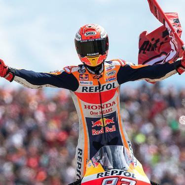 Ya toca un Laureus para MotoGP, ¿no? Marc Márquez aspira a ser el mejor deportista del mundo en 2019