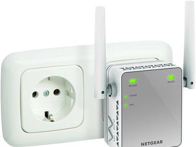 Mejora la cobertura WiFi de tu casa por sólo 17,59 euros con este Netgear N300