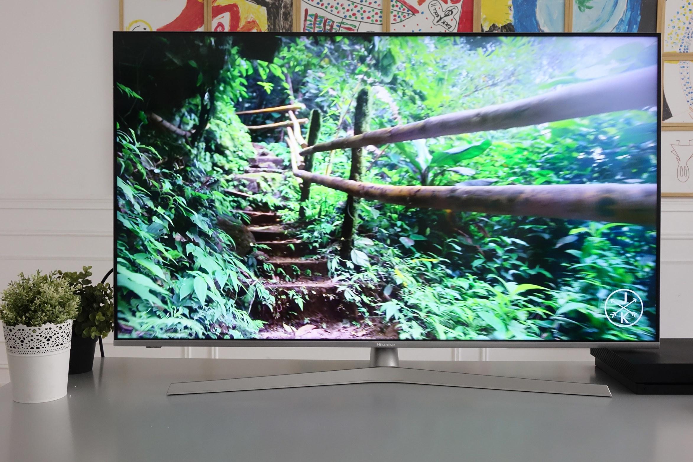 Foto de Televisor Hisense H50U7B ULED 4K UHD (48/48)