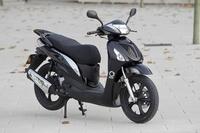 MX Motor C5 125, primer scooter de rueda alta de la marca española