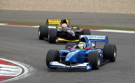 Tamás Pál Kiss Auto GP 2014 Nürburgring