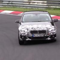 Video: El BMW Serie 2 Gran Coupe ya rueda en Nürburgring