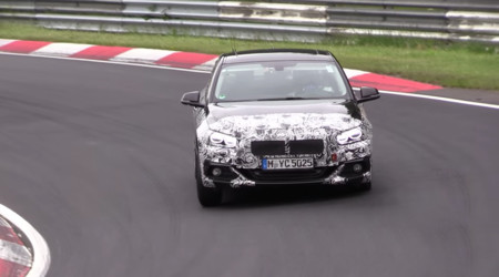Video: El BMW Serie 2 Gran Coupe ya rueda en Nürburgring