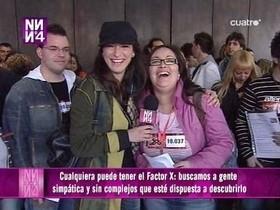 Factor X, los casting comienzan a alimentar de contenidos a los programas de Cuatro