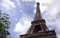 Google sigue empeñada en fotografiar el mundo. La Torre Eiffel es su último proyecto fotográfico