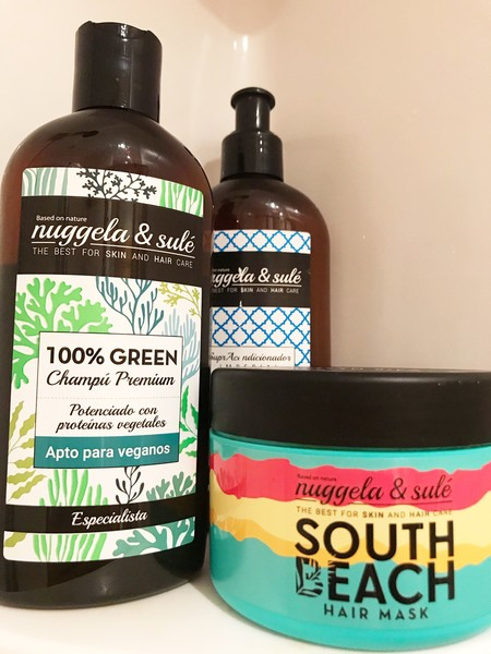 Probamos la versión vegana y sin sulfatos del champú de Nuggela & Sulé más vendido de Amazon