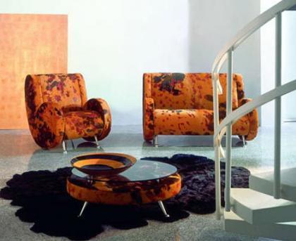 Colección Adrenalina: mobiliario contemporáneo