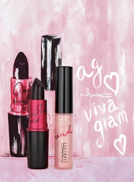 Ariana Grande Mac Cosmetics Viva Glam Makeup
