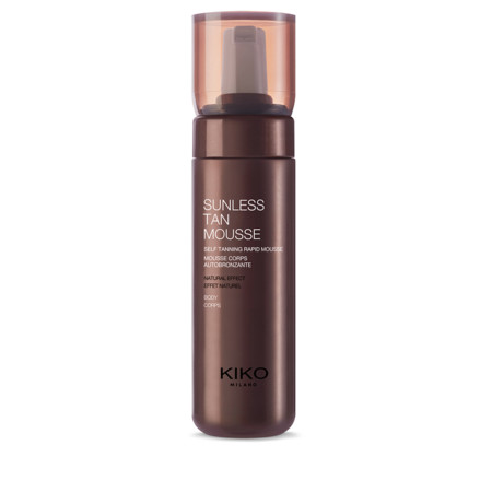 Sunless Tan Mousse