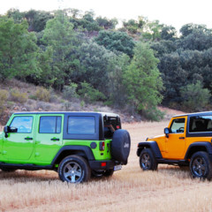 Foto 25 de 33 de la galería jeep-wrangler-mountain en Motorpasión