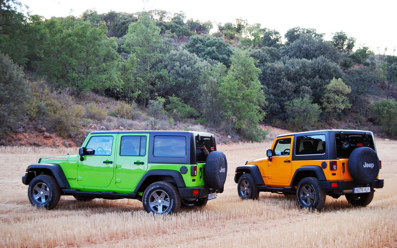 Foto de Jeep Wrangler Mountain (25/33)