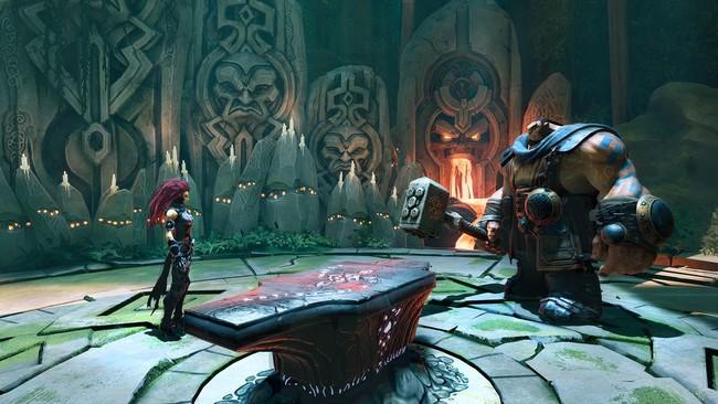 Aquí está el espectacular tráiler oficial de Darksiders III