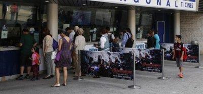 Fiesta del Cine 2015: un éxito a pesar de la caída de espectadores