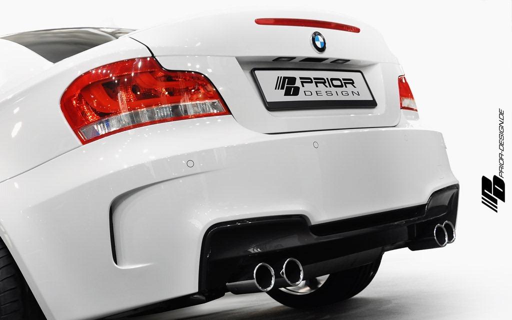 Foto de Prior Design BMW Serie 1 Coupé (27/27)