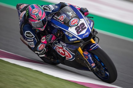 Alex Lowes Sbk Catar 2018