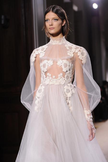 Detalle Valentino Alta Costura Primavera-Verano 2012