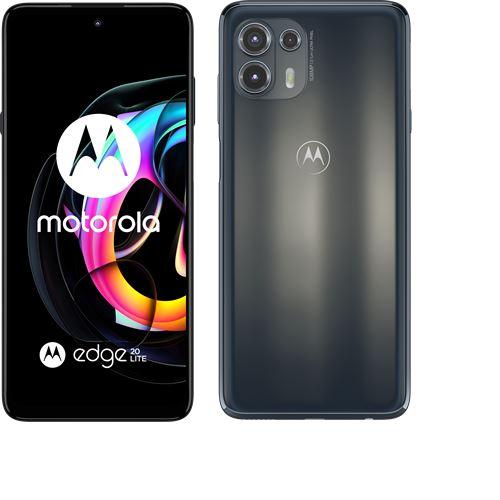 Motorola Edge 20 Lite, Gris, 128 GB, 8 GB